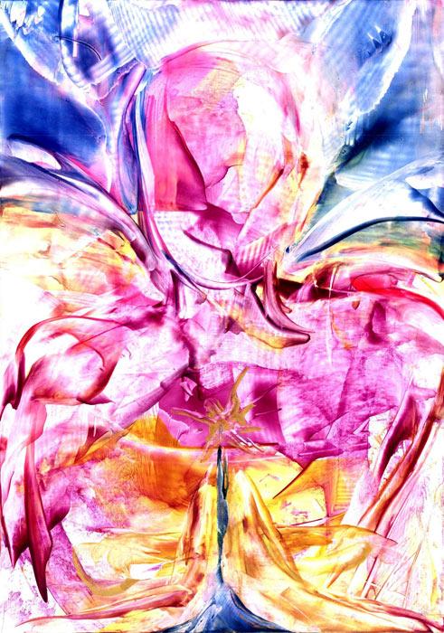 Angel UriEl - by Natalie Dekel, July 2011.