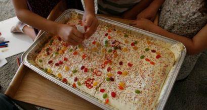 The Wishing Cake
