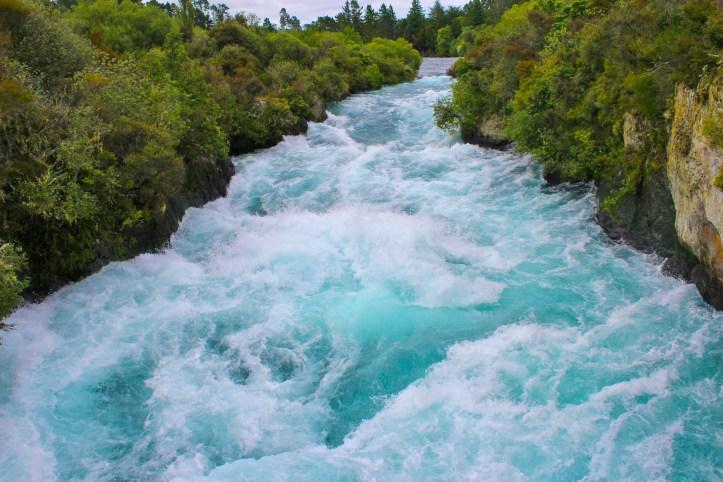 huka-river