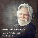 Portrait of Neale Donald Walsch (copyrights © Dr. Gil Dekel)