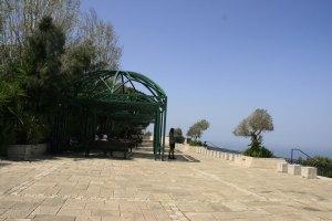 Mount Carmel. Haifa, Israel. (Photo: Gil Dekel, 2019).
