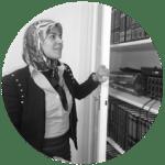 جليلة الخليع - شاعرة من المغرب