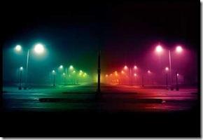 colour road