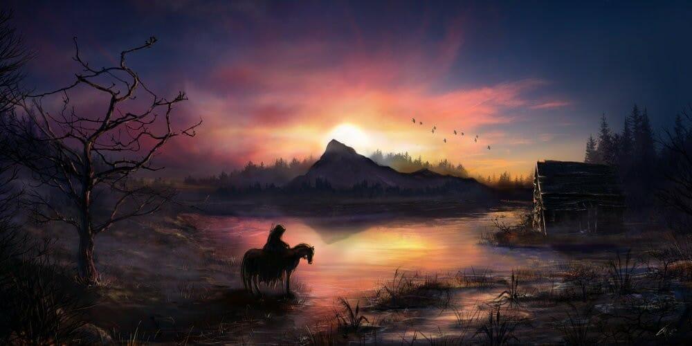 Wanderer - Life Poem by Praveen Kumar