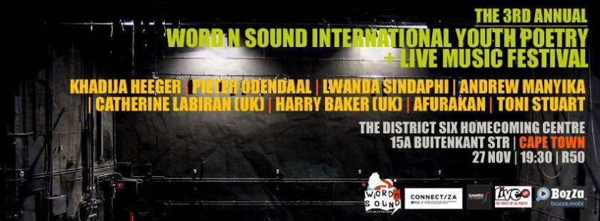 Word N Sound Festival CPT
