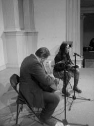 Tyler Burba, Akilah Oliver (c) Greg Fuchs, 2011