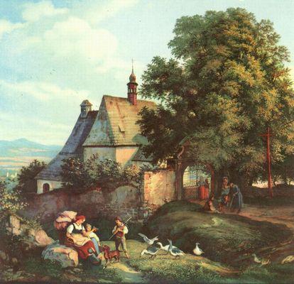 adrian-ludwig-richter-st.-annen-kirche-zu-graupen-in-boehmen-08526