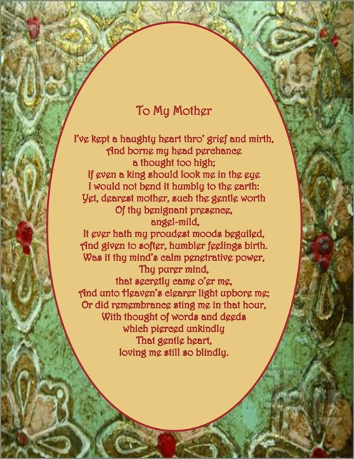 to my mother2