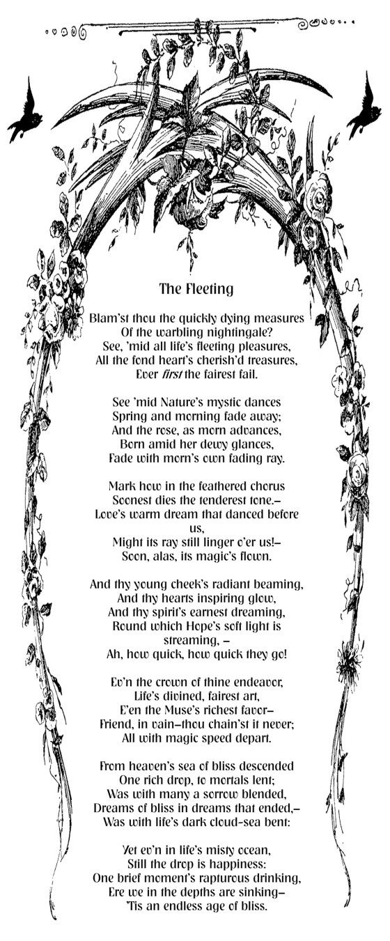 the fleeting