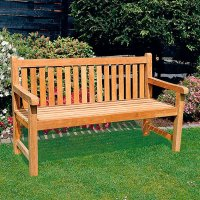 TEAK Gartenbank Tradition, 3 Sitzer online kaufen bei ...