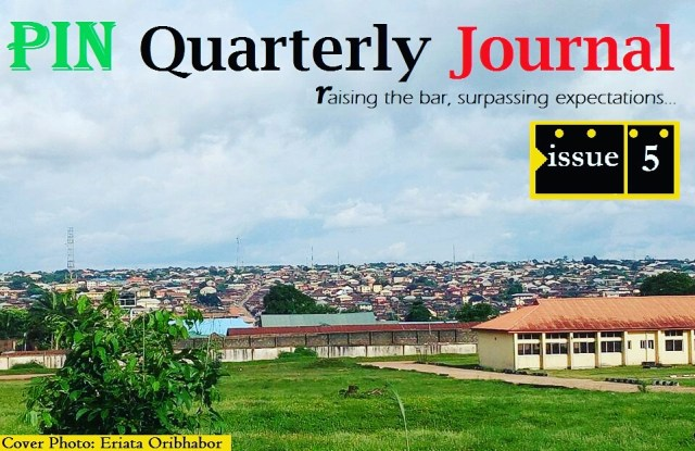 PIN QUARTERLY JOURNAL (ISSUE 5)