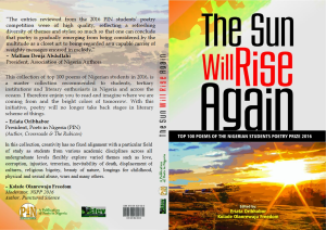 THE SUN WILL RISE AGAIN COVER PAGE