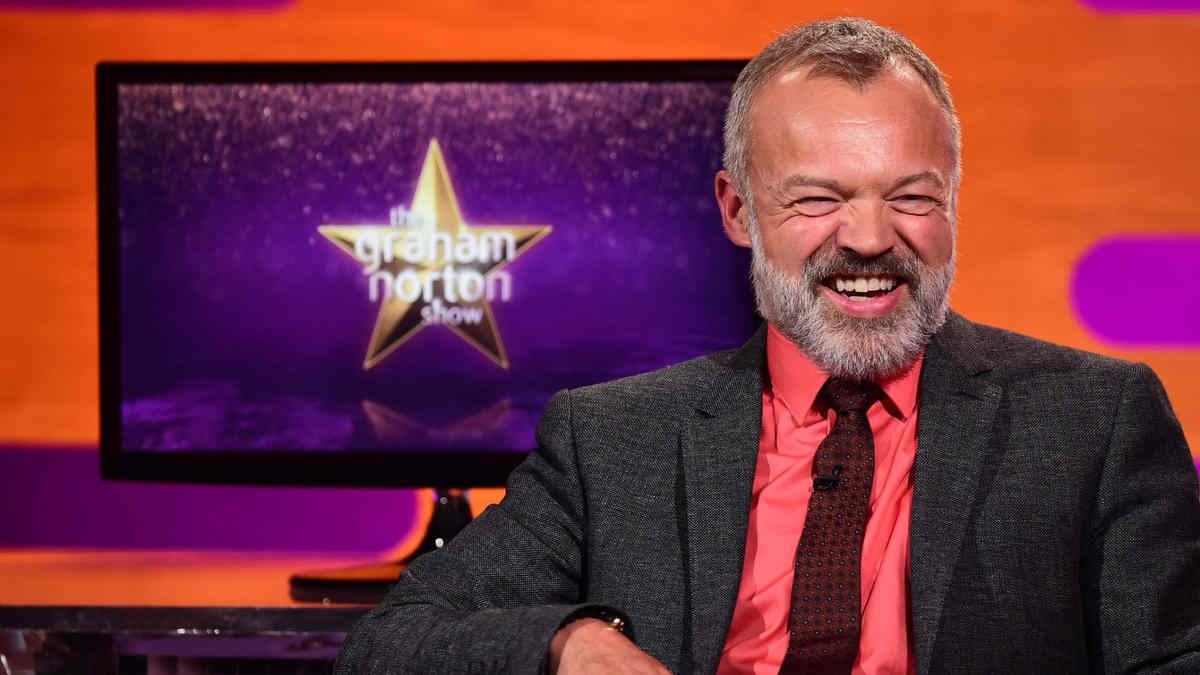 Image result for graham norton show