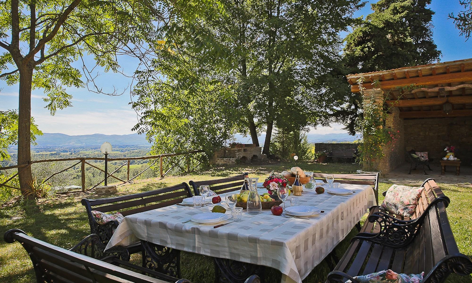 historical villa for family holidays mugello tuscany