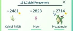 Ricerca Pokémon attraverso filtri multipli