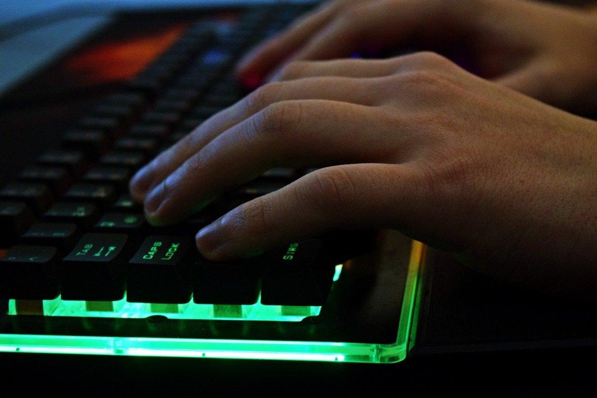 Un clavier pour gamer