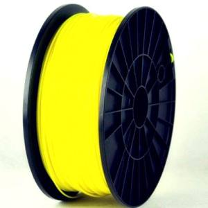PLA 3.00mm 1KG 3D printer consumables yellow HIGH QUALITY GARANTITA SU MAKERBOT, MULTIMAKER, ULTIMAKER, REPRAP, PRUSA