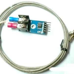 MAX6675 Type K Termocoppia Temperatura Sensore Modulo With PT100 K Termocoppia