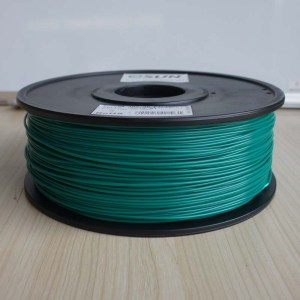 Filamento HIPS 1.75mm 1KG Verde ESUN HIGH QUALITY GARANTITA SU MAKERBOT, MULTIMAKER, ULTIMAKER, REPRAP, PRUSA