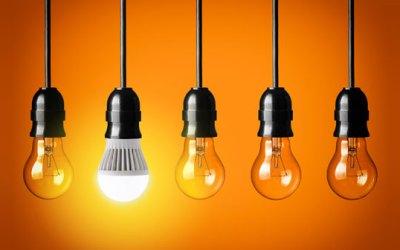 Led light installation cost