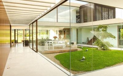 frameless glass doors Melbourne