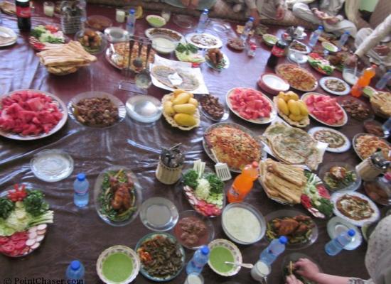 Afghan Hospitality