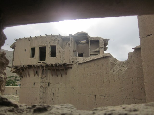 Arghandeh fortress afghanistan
