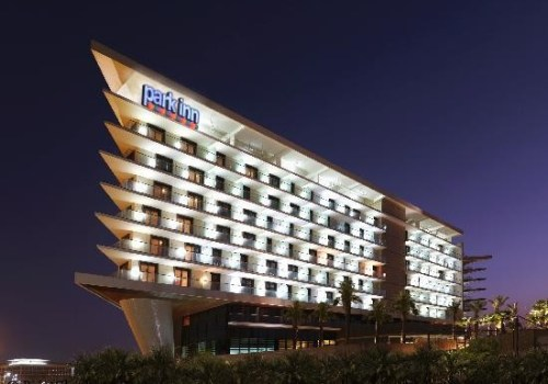 Park Inn Abu Dhabi, Yas Island