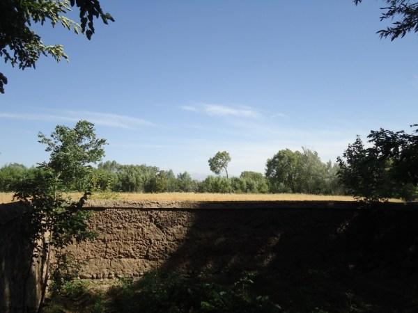 Picnic spot in Kohistan