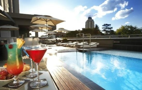 Radisson Blu Gautrain Hotel, Sandton Johannesburg Club Carlson