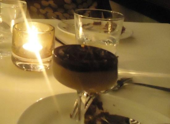Gold Leaf Dessert Al Dawwar Restaurant Hyatt Regency Dubai