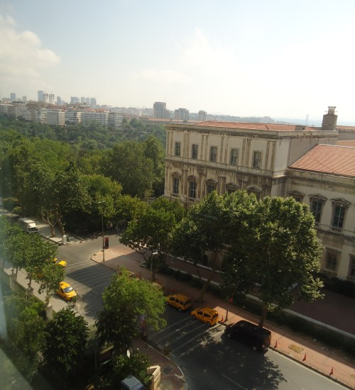 View from Room 908