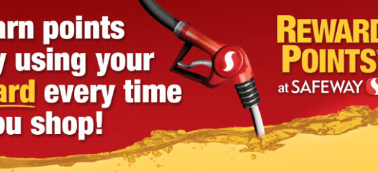 Safeway Gas Rewards Now Valid at Chevron
