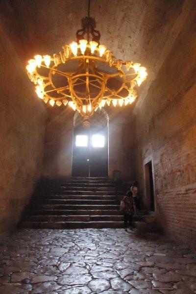 Upper Gallery Hagia Sophia