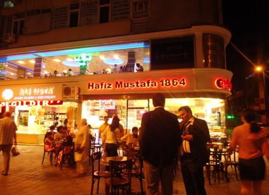 Hafiz Mustafa 1864 Old Town Istanbul