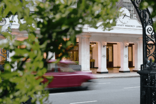 Best Hyatt Redemptions Hyatt Regency London - The Churchill