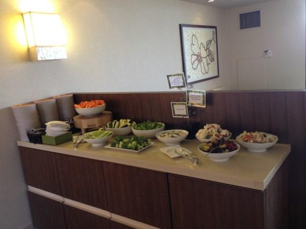 Hyatt Regency Maui Club Lounge Appetizers