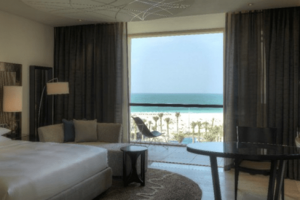 Park Hyatt Abu Dhabi Seaview King Room