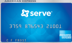 American Express Serve Card Manufactured Spending
