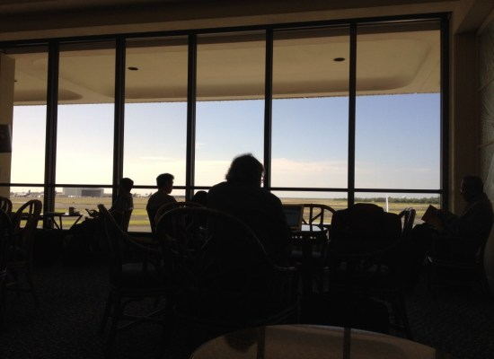United Club Lounge Honolulu International Airport