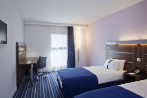 Holiday Inn Express Marseille法国圣查尔斯 Category 2