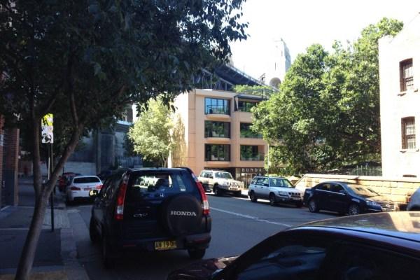 Park Hyatt Sydney Exterior Photo