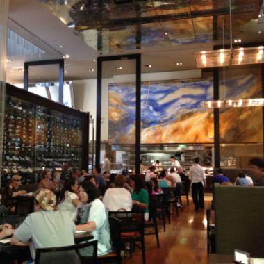 Hilton Sydney Grass Brasserie
