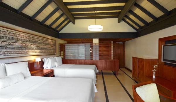 Westin Denarau Island Resort & Spa Source: Hotel website