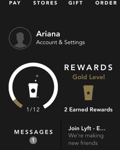 Starbucks Lyft Deal 1