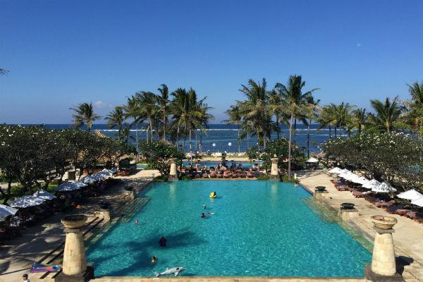 Conrad Bali Pool