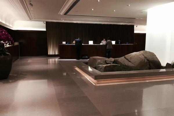 Grand Hyatt Singapore Lobby