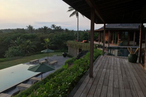 Exterior Villa Bulung Daya