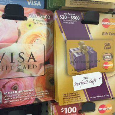 $500 Visa gift cards at OfficeMax
