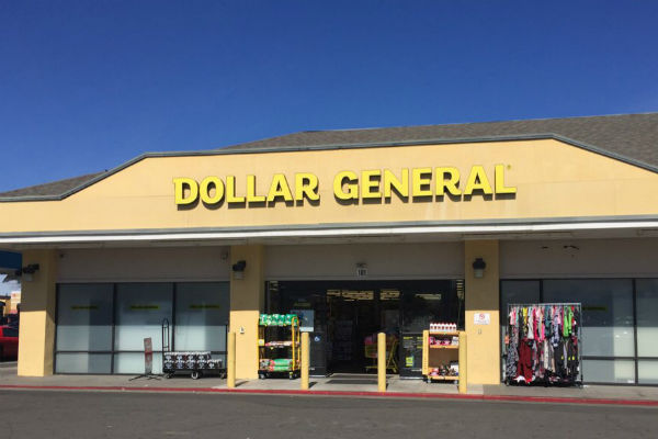 Dollar General: A rare sight in this neck of the woods